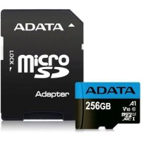 A-Data 256GB AUSDX256GUICL10A1-RA1