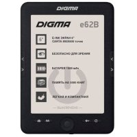 Digma E62BT1 Black 4GB