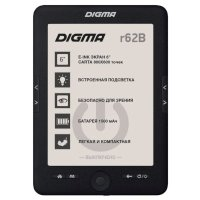 Digma R62B Black 4GB