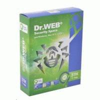 Dr. Web Security Space BHW-B-12M-3-A3