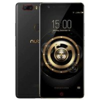 Nubia Z17 Lite Black-Gold