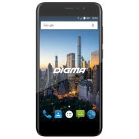 Смартфон Digma Citi Motion 4G Black