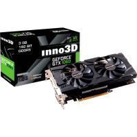 Inno3D nVidia GeForce GTX 1060 3Gb N106F-2SDN-L5GS