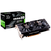 Inno3D nVidia GeForce GTX 1060 6Gb N106F-5SDN-N5GS
