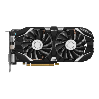 MSI GeForce GTX 1060 3GT