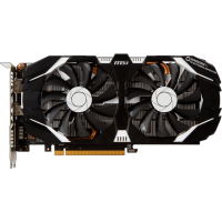 MSI nVidia GeForce GTX 1060 3GT OC